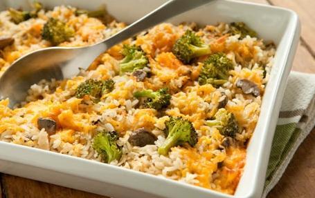 Chicken and Broccoli Casserole