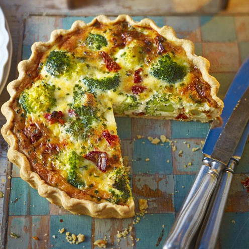 House Special Quiche
