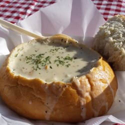 Lars's New England Clam Chowder