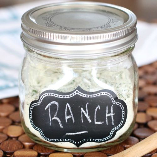 Ranch Mix and Dressing