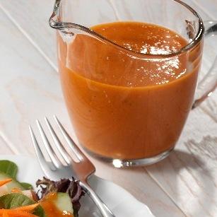 Tomato Soup House Salad Dressing
