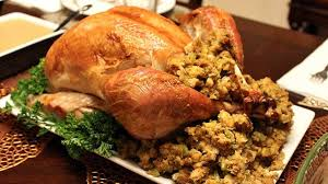 Apple, Cranberry, Apricot Stuffing
